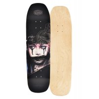 JUCKER HAWAII Skateboard Deck B.INKS