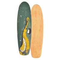 JUCKER HAWAII Skateboard Deck SHABBY