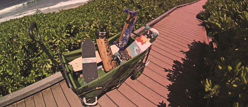 Longboard Verleih JUCKER HAWAII