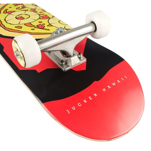 "JUCKER HAWAII Skateboard PIZZA Solo 8.0"" Complete"