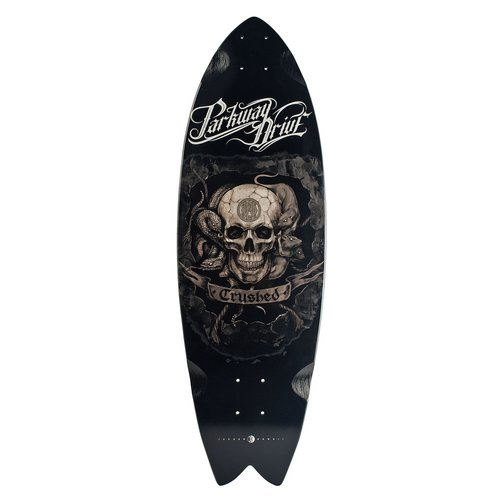 PARKWAY DRIVE X JUCKER HAWAII Crushed Cruiser - DECK ONLY -