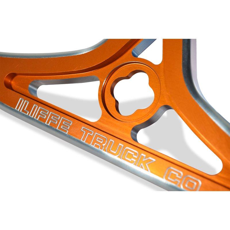 Longboard Achsen Downhill Cnc Orange Longboard Shop