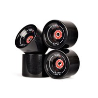 JUCKER HAWAII Longboard Rollen KAKU 69mm 78A CP52 inkl....