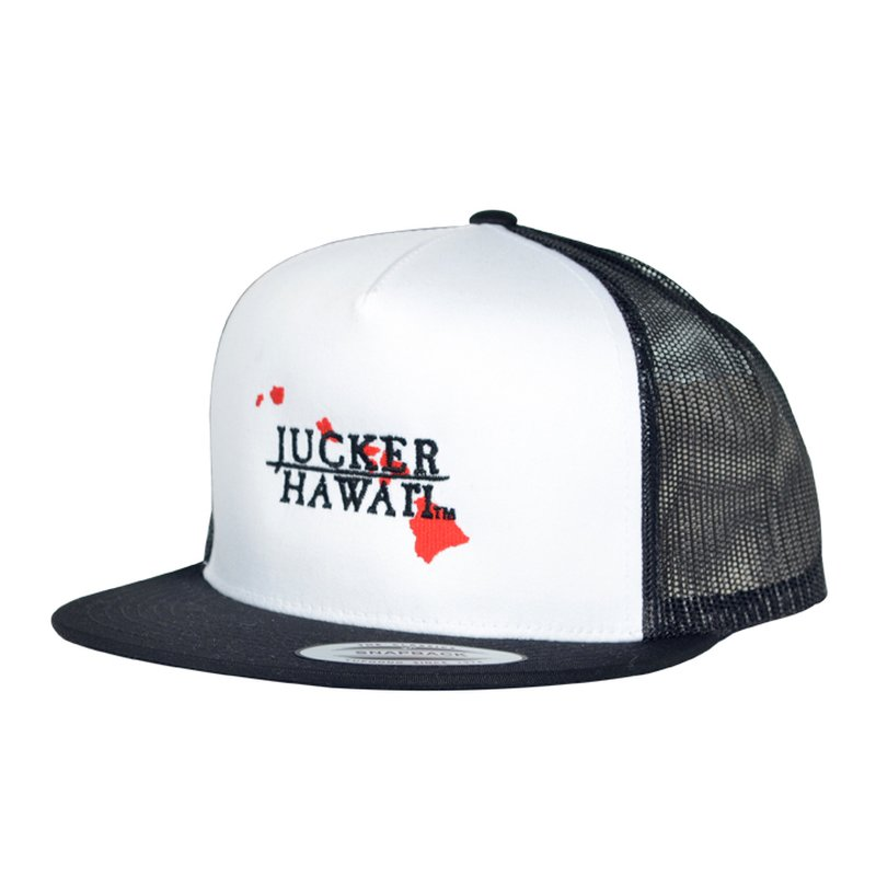 JUCKER HAWAII SNAP CAP Trucker/ Mesh