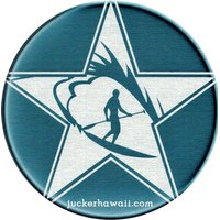 JUCKER HAWAII STICKER Wave