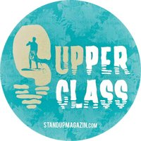 STAND UP MAGAZIN STICKER Supper Class Tropic