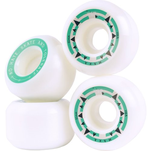 JUCKER HAWAII Skateboard Rollen MAKA Wheels 51x33 102 A