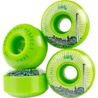 JUCKER HAWAII Skateboard Rollen SMOKESTACK Wheels 54x32...