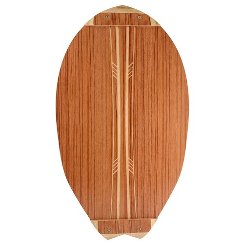 JUCKER HAWAII Balance Board Homerider SURF ROSEWOOD