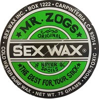 Surf & Skimboard Wachs Mr. ZOGS Sex Wax Original Surf Wax...